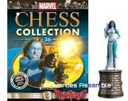 Marvel Chess Collection #36 Mystique Eaglemoss Publications